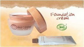Couleur Caramel Foundation Cream