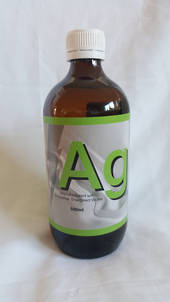 AG Colloidal Silver 500ml
