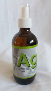 AG Colloidal Silver 200ml with Pump